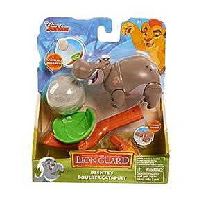 Just Play JPL77118 Disney Lion Guard Beshte's Boulder Catapult