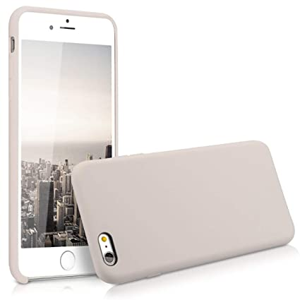 f2a8abda0bd Image Unavailable. Image not available for. Colour: kwmobile TPU Silicone  Case Compatible with Apple iPhone 6 Plus / 6S ...