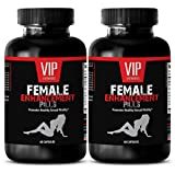 Female sex aids - FEMALE ENHANCEMENT ADVANCED FORMULA 1560G - Tongkat herbs - 2 Bottle (120 Capsules)