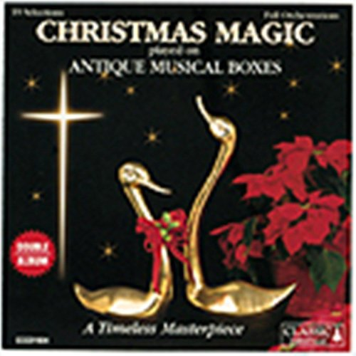 Amazon.com: Christmas Music Played on Antique Music Boxes: Antique ...