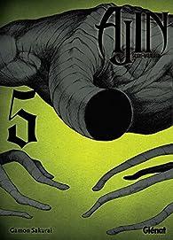 Ajin, tome 5 par Tsunina Miura