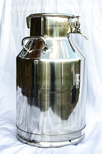 Gallon Stainless Steel Locking Sealed product image