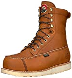 Irish Setter Men's Wingshooter Safety Toe 8' Work Boot, Brown, 11 D US