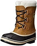 Sorel Yoot Pac TP MS Cold Weather Boot (Toddler/Little Kid/Big Kid), Mesquite, 3 M US Little Kid