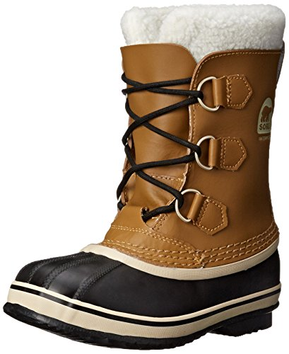 Sorel Yoot Pac TP MS Cold Weather Boot (Toddler/Little Kid/Big Kid), Mesquite, 5 M US Big Kid