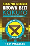Second-Degree Brown Belt Kakuro, Conceptis Puzzles, 1402787960