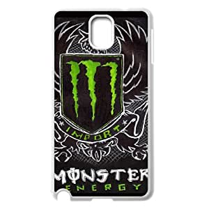 Samsung Galaxy Note 3 Monster Energy pattern design Phone Case