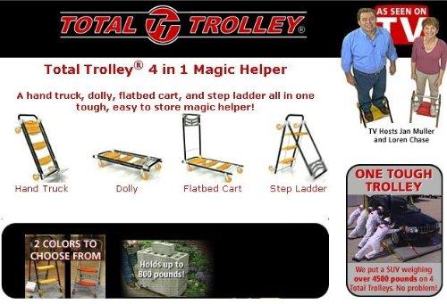 total trolley 4 in 1 - 1