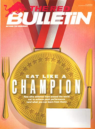 The Red Bulletin Magazine July/August 2019 | East Like a Champion]()