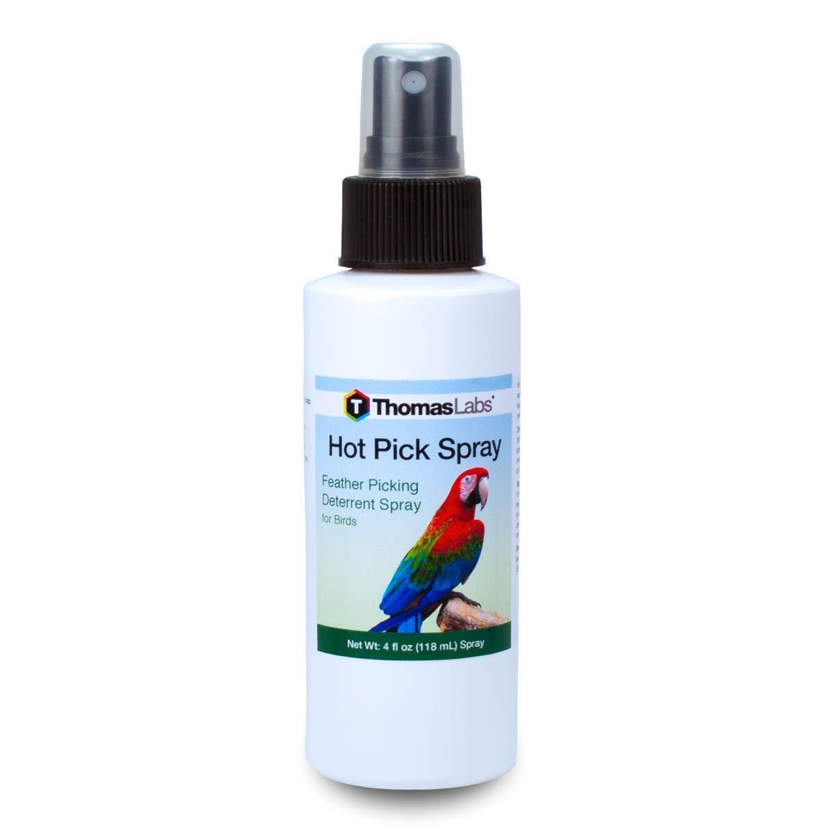 Thomas Laboratories Hot Pick Spray, 4 Fluid Ounce by Thomas Labs