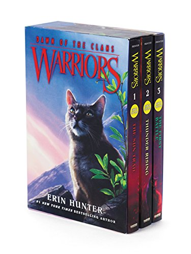 Warriors: Dawn of the Clans Box Set: Volumes 1 to 3 ()