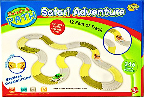 Bend A Path Safari Adventure 12' Track 2 SUV's 246 - Paragon Hours Outlet