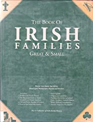 Book of Irish Families Great and Small