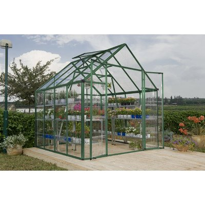 Palram Snap & Grow 6 x 8 ft. Greenhouse