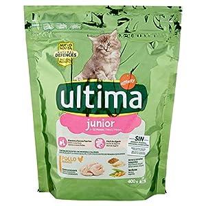 ultima Cat – Junior 2-12 Pollo & Arroz 400 gr