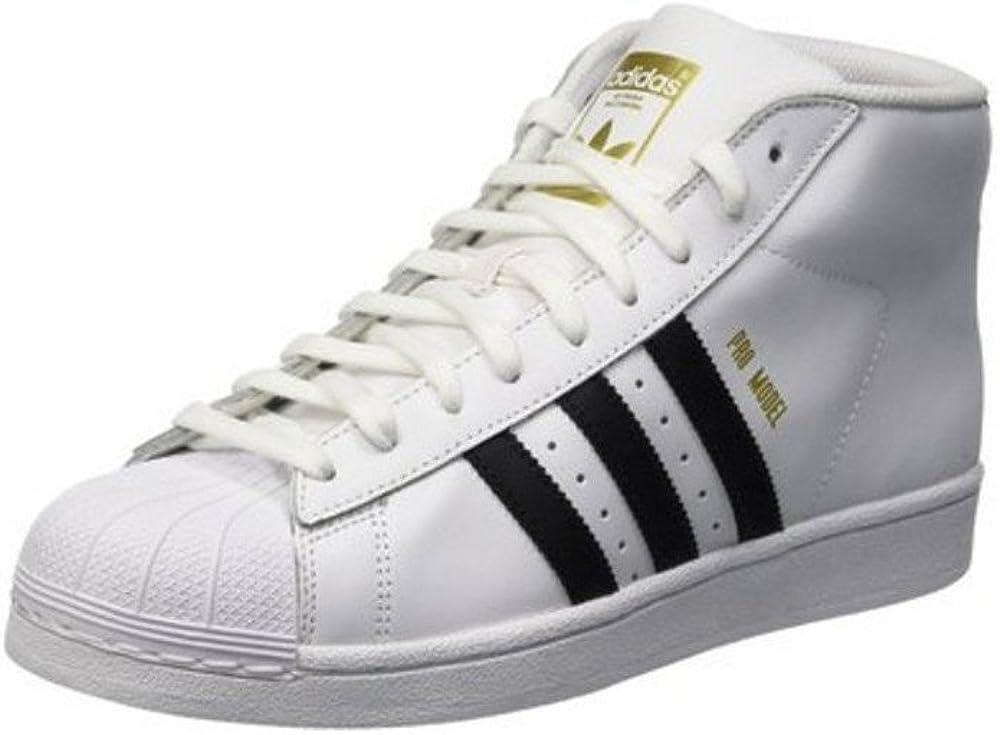 adidas Superstar Pro Model - Zapatillas Abotinadas Hombre