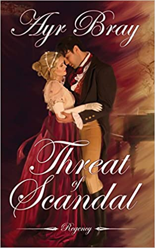 Book Threat of Scandal: A Pride and Prejudice Sequel