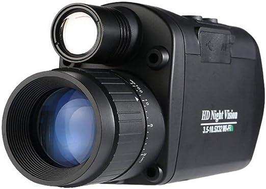QLPP Noche de HD Digital monocular de visión con la cámara y ...