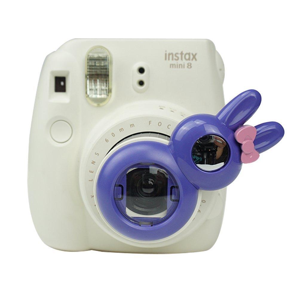 9 C/ámaras instant/áneas Etiquetas//Marco de Color//Memo Clip//Pa/ño///Álbum//Selfie Lente//Filtros//Correa Anter 17 in 1 Instax Mini 9 Accesorios fit to Fujifilm Instax Mini 8 8