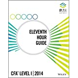 Wiley Elan Guides Level I CFA 2014 Eleventh Hour Guide