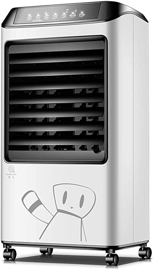 LAZ Aire Acondicionado Ventilador portátil móvil evaporador de ...