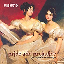 Pride And Prejudice Audiobook by Jane Austen Narrated by Emma Messenger
