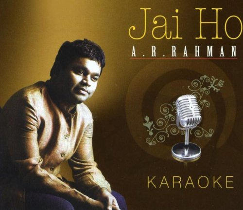 A r rahman jai ho (karaoke) a r rahman (indian music / film.
