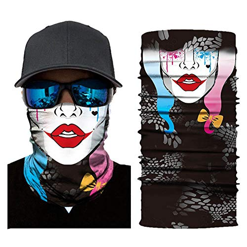 iNoDoZ Dust-Proof Sun Protection Popular Neutral Outdoor Head Scarf Neck Windproof Face Mask -