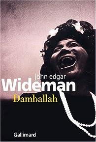 Damballah par John Edgar Wideman