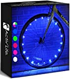 Activ Life LED Bike Wheel Lights with Batteries