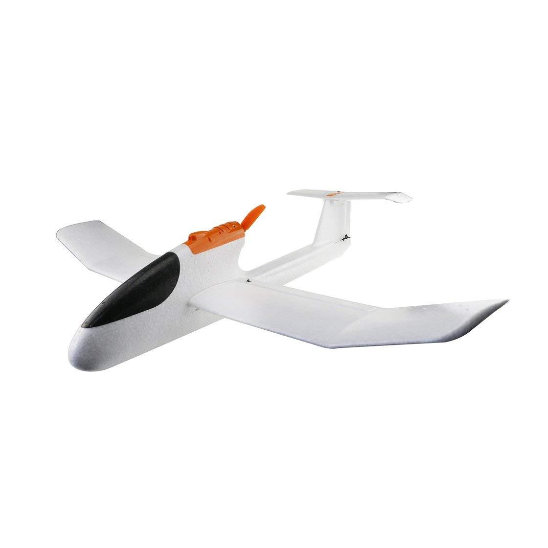 Dron ZSX-750 Spannweite RTF Gebürstet RC Flugzeug 2,4 GHz RC Flugzeug 4CH EPP 750mm im Freien RC Spielzeug Geschenk für Kinder mit Batterie