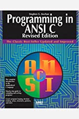 Programming in ANSI C