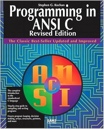 Best Book For C Language