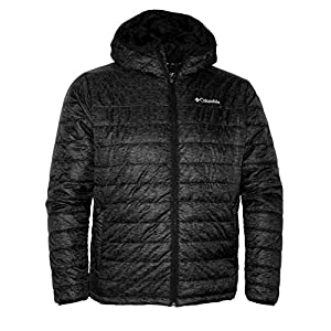 Columbia Men's Crested Butte Omni Heat Hooded Jacket (L)