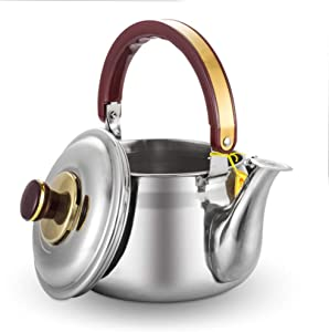 Tea Kettle Stove-top Stainless Steel Hot Water Kettle, Coffee Drip Kettle Tea Water Boiler For Your Home