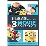 ILLUMINATION PRESENTS 3MOV DVD