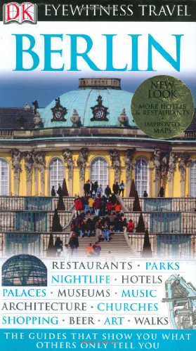 Berlin (Eyewitness Travel Guides)