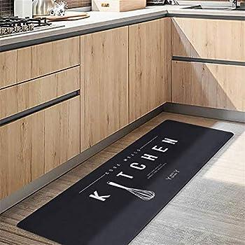 Amazon Com Ustide Buffalo Check Plaid Kitchen Rug