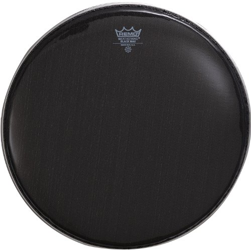 - Remo KS161400 Black Max Marching 14-Inch Snare Batter Drum Head with Underlay