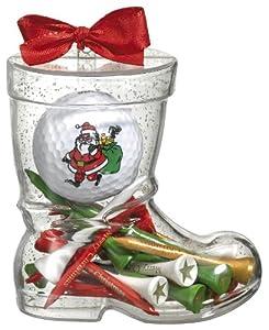 Tolles Weihnachts- und Nikolausgeschenk für Golfer: Weihnachtsstiefel mit...