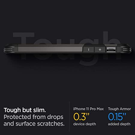 Spigen Iphone 11 Pro Max Tough Armor Xp Variation Elektronik