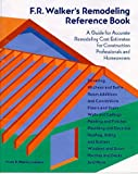 Walker's Remodeling Estimator's Reference Book, Harry Hardenbrook, 0911592628