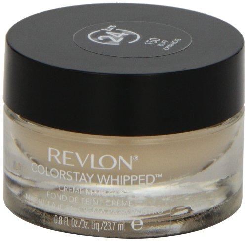 Revlon ColorStay Whipped Crème Makeup, Buff, 0.8 Fluid Ounce