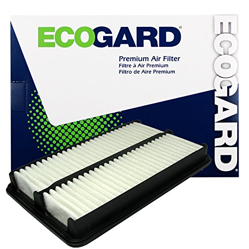 - ECOGARD XA5248 Premium Engine Air Filter Fits 1998-2002 Honda Accord