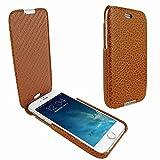 Piel Frama 685 Tan Karabu iMagnum Leather Case for Apple iPhone 6 Plus / 6S Plus / 7 Plus / 8 Plus