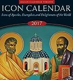 2017 Orthodox Icon Wall Calendar (Old Julian Version)