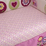 Love Bug Fitted Sheet by Too Good by Jenny