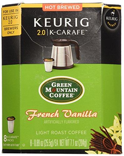 Keurig 2 0K Carfe Mountain Coffee Vanilla product image