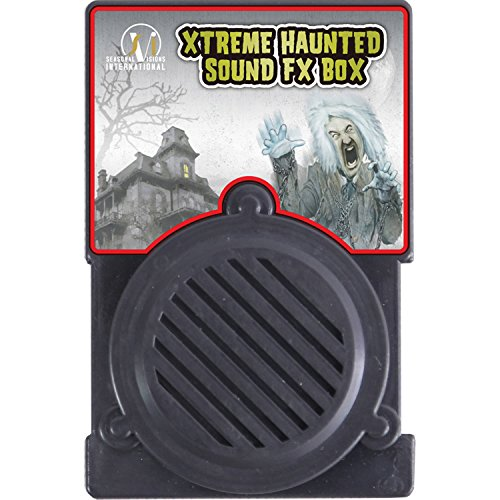 Morris Xtreme Haunted Sound Fx Box