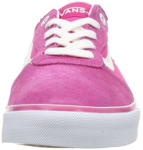 Mode Baskets Milton Vans Femme white Rose pink W qEtAzOv